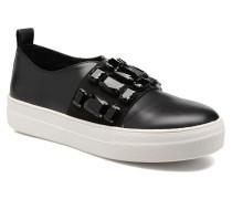 GlennS Sneaker in schwarz