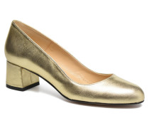 Slico Pumps in goldinbronze