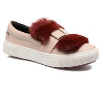 Luxor Kup PomBow Slip On Sneaker in rosa