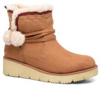 Hicho Stiefeletten & Boots in braun