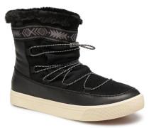 Alpine Stiefel in schwarz