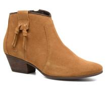 Carleton Tassle Boot Stiefeletten & Boots in braun