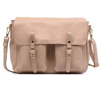 Mini Maths Reversible Cuir Handtasche in rosa