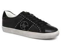 BRESCIA Sneaker in schwarz