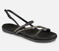 48818 Sandalen in schwarz