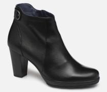 Reina 7961 Stiefeletten & Boots in schwarz