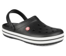 Crocband M Sandalen in schwarz