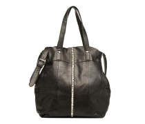 Jules Leather bag Handtasche in schwarz