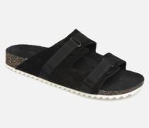SHORE Sandalen in schwarz