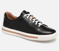 UN MAUI LACE Sneaker in schwarz