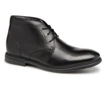 Banbury Mid Stiefeletten & Boots in schwarz