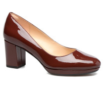 Kelda Hope Pumps in braun