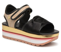 Vupoo Sandalen in schwarz