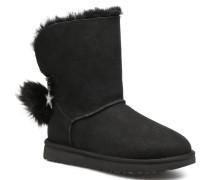 W Classic Charm Boot Stiefel in schwarz