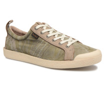 TRIDENT Sneaker in grün