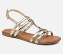 Mollie Sandalen in goldinbronze