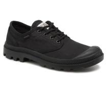 Pampa OX O TC U W Sneaker in schwarz