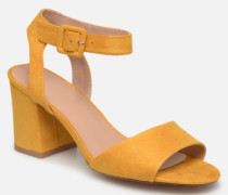 onlAMANDA HEELED SANDAL Sandalen in gelb