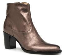 Legend 7 Zip Boot Stiefeletten & Boots in goldinbronze