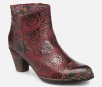 ALIZEE 068 Stiefeletten & Boots in weinrot