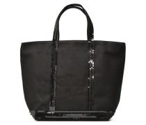 Cabas M Handtasche in schwarz