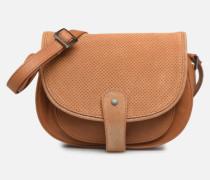 LUCE Handtasche in braun