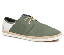 Maui Laces Fabrics Sneaker in grün