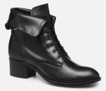 74778 Stiefeletten & Boots in schwarz