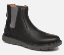 Un Map Up Stiefeletten & Boots in schwarz