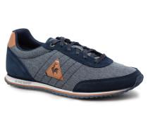 Marsancraft 2 Tones Sneaker in blau