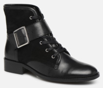 FIGO Stiefeletten & Boots in schwarz