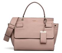 Shailene Top Handle Flap Handtasche in rosa