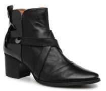 Apana Stiefeletten & Boots in schwarz
