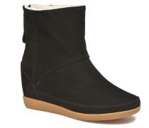 Emmy Fur Stiefeletten & Boots in schwarz