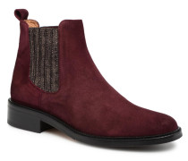 Candide Chelsea Stiefeletten & Boots in weinrot