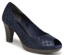 Wose Pumps in blau