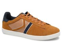 Kaki Sneaker in braun