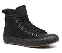 Chuck Taylor WP Boot Nubuck Hi Sneaker in schwarz