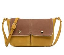 Crossbody Isaure Handtasche in gelb