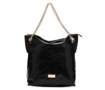 Hobo Chaine Handtasche in schwarz