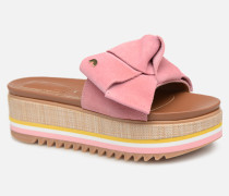 Ranban Clogs & Pantoletten in rosa
