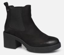 ERIS 58656 Stiefeletten & Boots in schwarz