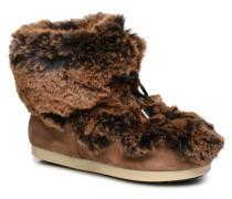 Fside Mid Prem.Soft Stiefeletten & Boots in braun