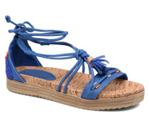 JAMAICA Sandalen in blau