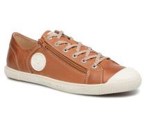 Bump Sneaker in braun