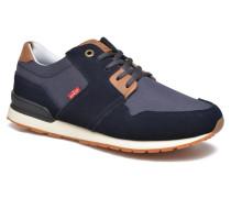 Levi's NY Runner II Sneaker in blau