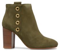90's Girls Gang Boots #2 Stiefeletten & in grün