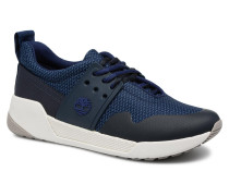 Kiri New Lace Oxford Sneaker in blau