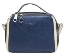 Crossbody Agathe Handtasche in blau