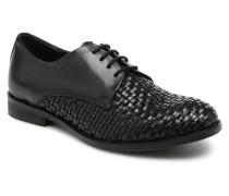 TUFOU Schnürschuhe in schwarz